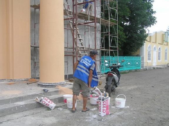 В Килии ремонтируют дом культуры и библиотеку