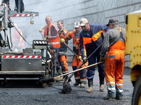 В Болградском районе занялись ремонтом дорог