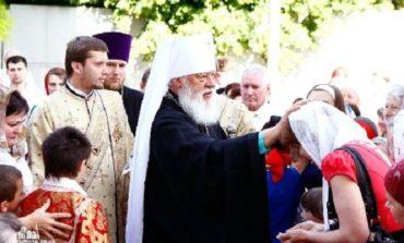 Митрополит Агафангел совершил литургию в храме Килии