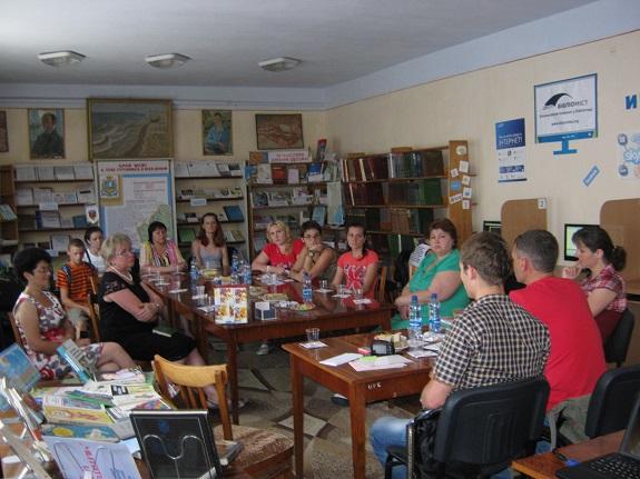 В Арцизе открылась школа молодых родителей