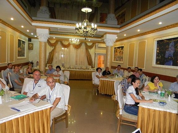 В Болграде на семинар собрались предприниматели из трёх стран (ФОТО)