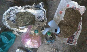В Тарутино задержали наркодельца
