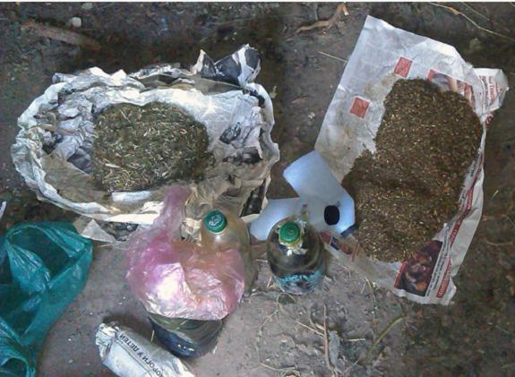 Житель Рени намеревался построить бизнес на продаже наркотиков в Одессе