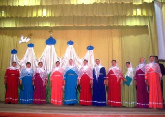 В Килии прошёл районный фестиваль духовной и церковной песни