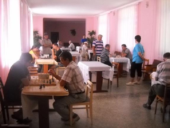 В Болградском районе выбрали лучших шахматистов