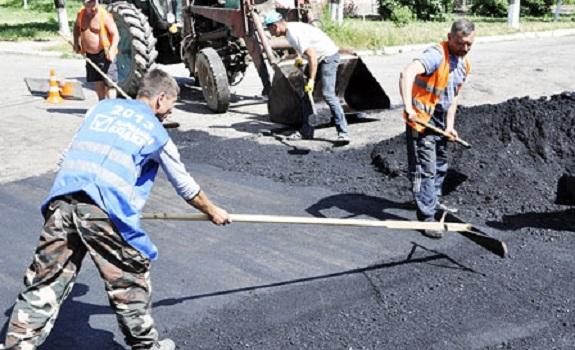 В Болградском районе отремонтировали важные дороги