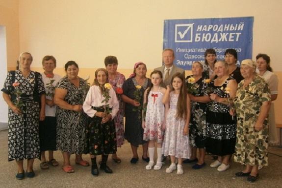 В Саратском районе наградили матерей-героинь