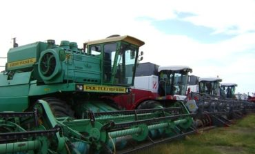 В Болградском районе подходит к завершению сбор урожая - чиновник (ФОТО)
