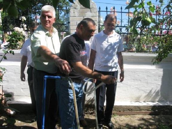 В Измаильском районе запустили в эксплуатацию водопровод