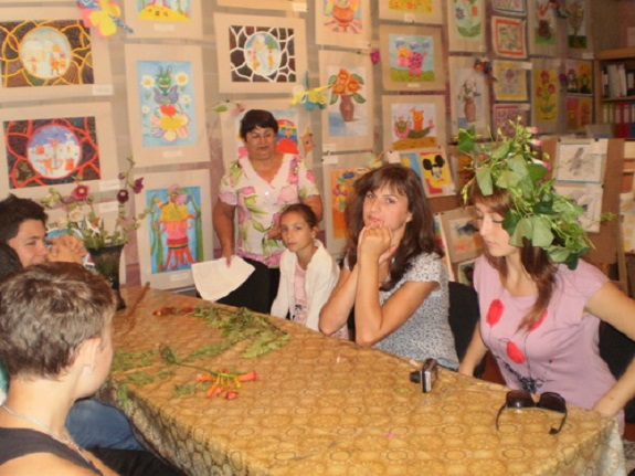 В Тарутино отметили праздник Ивана Купала