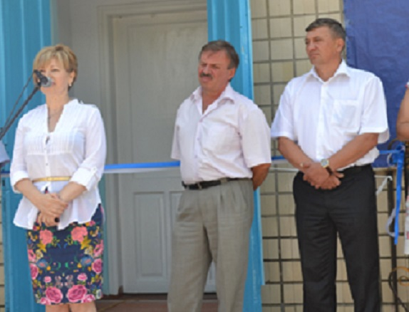 В Болграде открыли новый рентген-кабинет