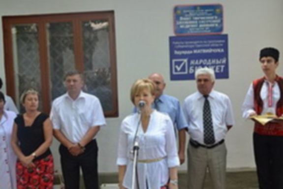 В Болградском районе появился новый пункт скорой помощи