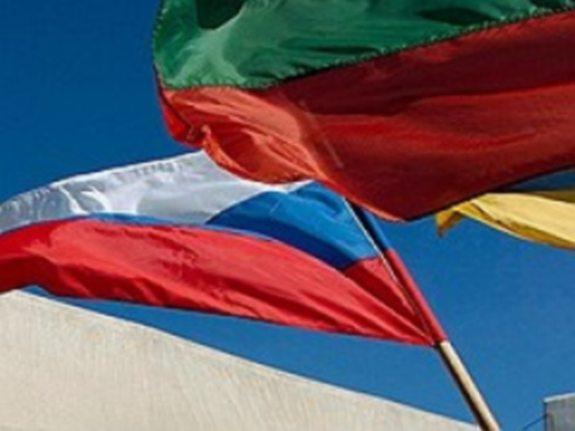 Независимость на российский флаг