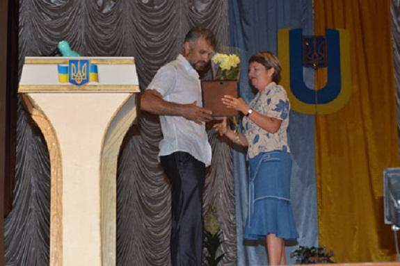 В Болграде отметили День Конституции Украины