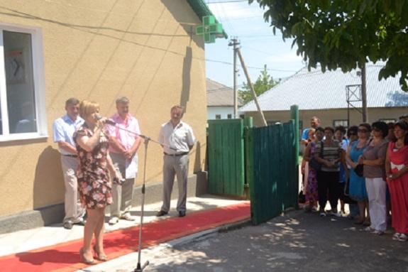 В Болградском районе открыли врачебную амбулаторию