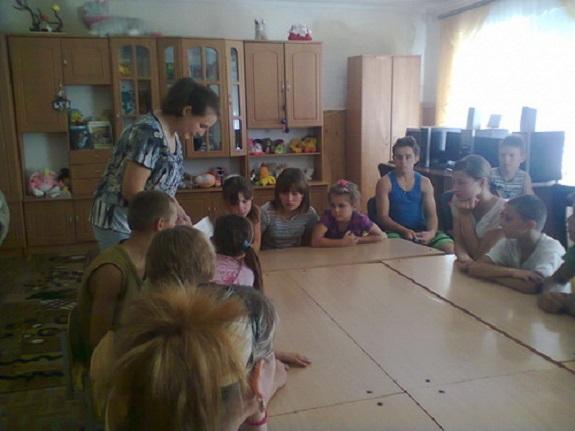 В Тарутино воспитанников приюта познакомили с их основными правами