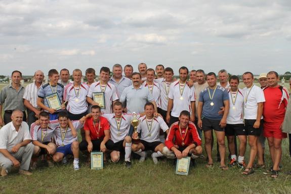 При поддержке Антона Киссе пройдёт турнир по футболу в Саратском районе