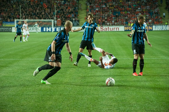 «Черноморец» уступил «Шахтёру» в матче за Интер Суперкубок Украины