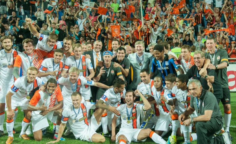 Матч за Интер Суперкубок Украины в Одессе: «Черноморец» против «Шахтёра»