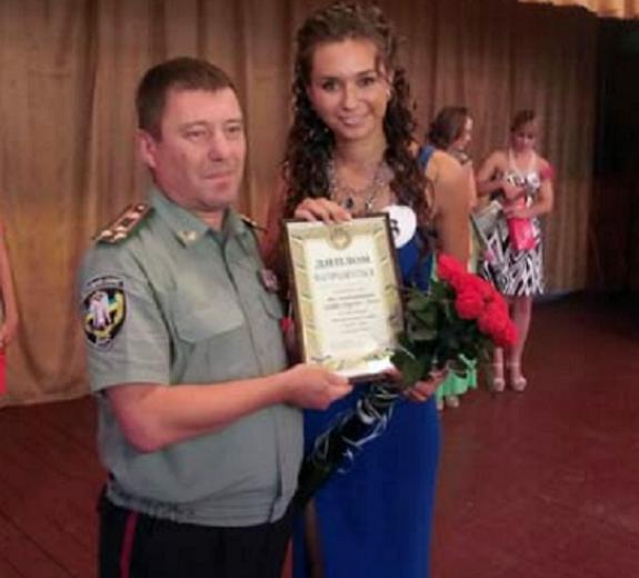 В Одесской области выбрали самую красивую тюремщицу