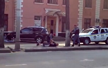 В Одессе учения «Беркута» едва закончились аварией