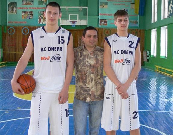 Измаильские спортсмены впервые вошли в сборную Украины по баскетболу