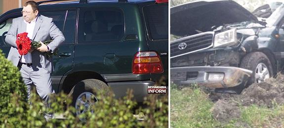 Начальник Измаильского порта разбил служебную машину в Херсонской области — СМИ