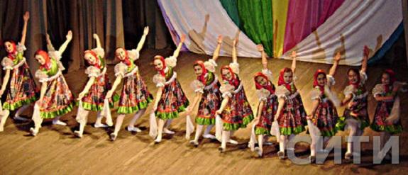 Танцевальный коллектив из Измаильского района побывал в Болгарии