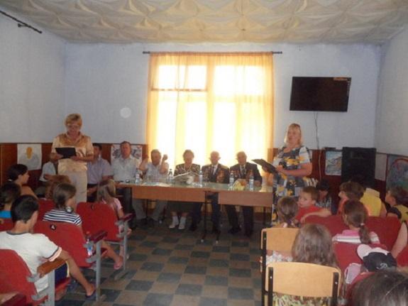 В Болграде вспоминали Великую Отечественную войну