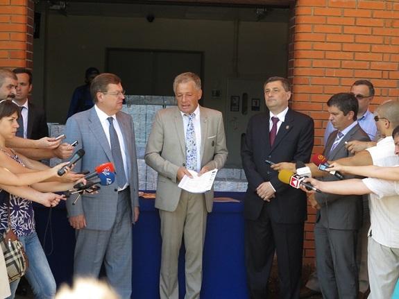 Вице-премьер-министр Украины высоко оценил одесский завод «Интерхим»