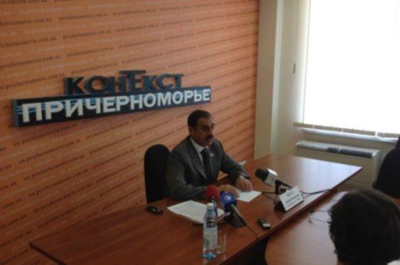 Антон Киссе отчитался о своей работе в парламенте (ФОТО)