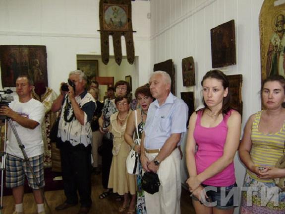 В измаильском музее открылась церковная выставка