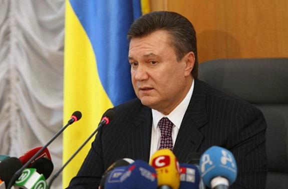 Президент Украины празднует свой день рождения