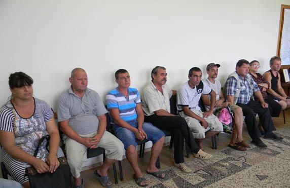 В Болградском районе разразился земельный скандал