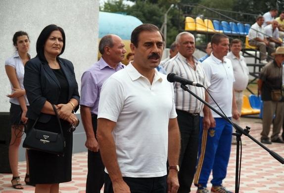 При поддержке Антона Киссе в Сарате прошёл турнир на Кубок Бессарабии (ФОТО)