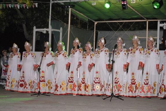 В Арцизском районе отпраздновали День рождения Новой Ивановки