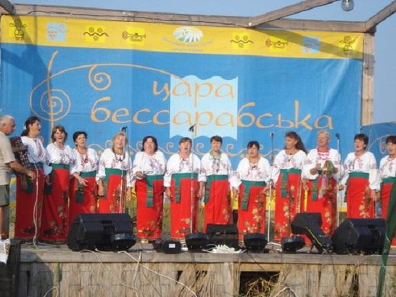 Коллектив из Белгород-Днестровского района открыл фестиваль «Цара Бессарабская — 2013» (ФОТО)