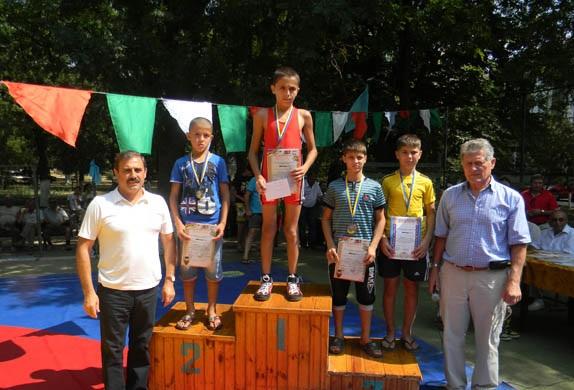 При поддержке Антона Киссе в Болграде прошёл борцовский турнир (ФОТО)