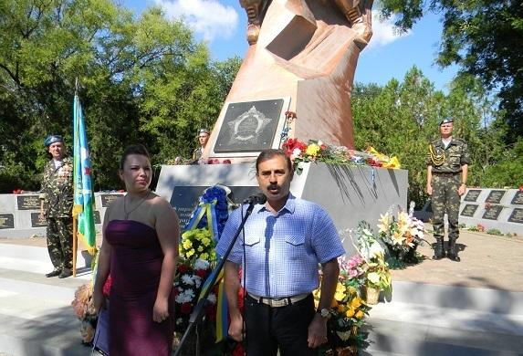 Наказ президента выполнен: десантный батальон вернули в Болград — Антон Киссе (ФОТО)