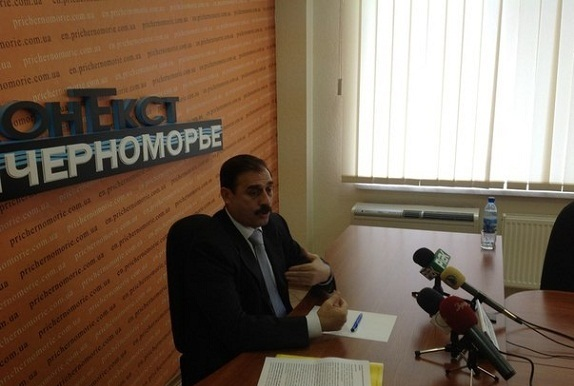 Антон Киссе поздравил избирателей с Днём Независимости Украины (ФОТО)