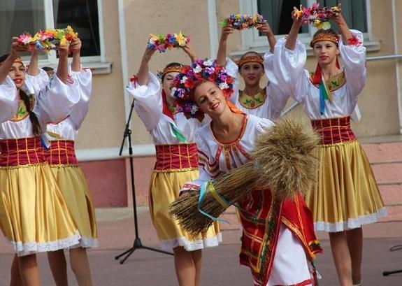 В Белгород-Днестровском отметили сразу три праздника (ФОТО)