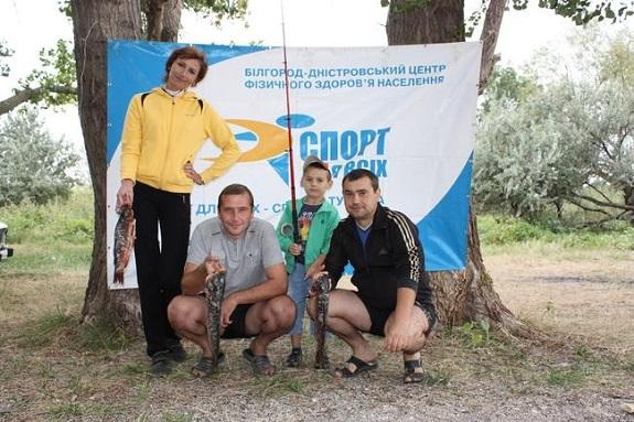 В Белгород-Днестровском выбирали лучшего рыбака (ФОТО)