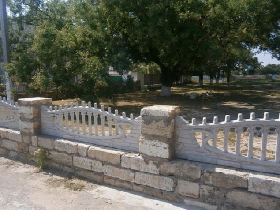Жители Делень создали в селе парк (ФОТО)