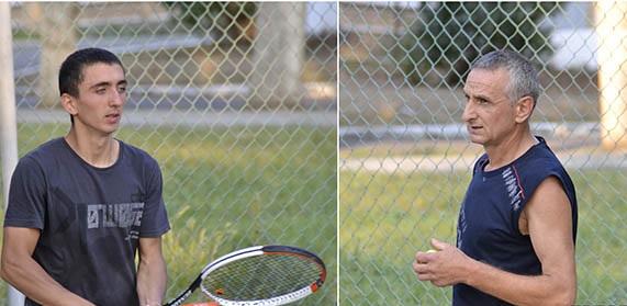 В Болграде состоялся теннисный турнир (ФОТО)