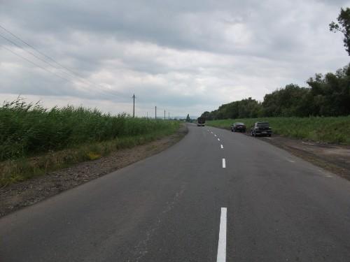 Ремонт участка трассы Одесса-Рени завершён