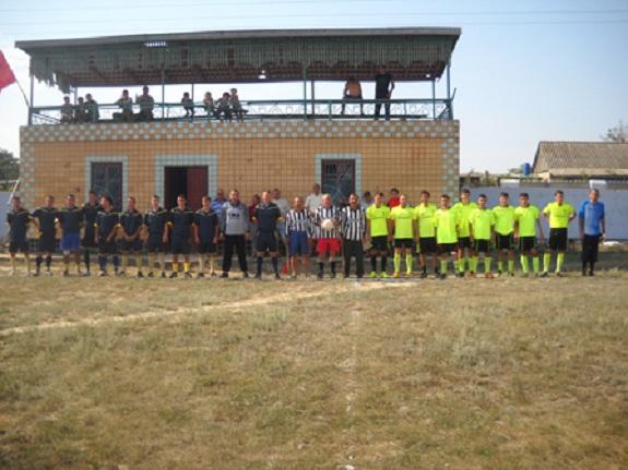 В Болградском районе определились полуфиналисты кубка по футболу