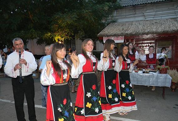 В Болграде состоялся фестиваль «Наша Бессарабия»