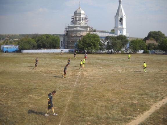 В Болградском районе определились финалисты кубка по футболу