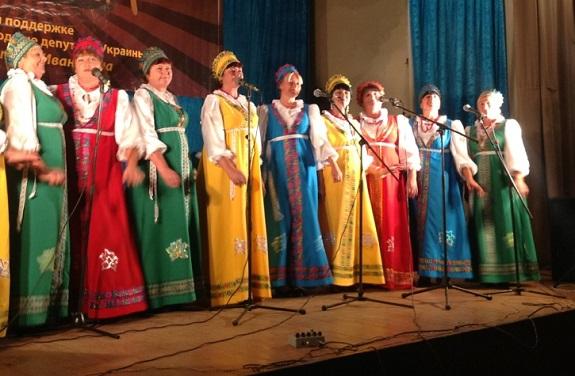 В Тарутинском районе провели праздник Ровного