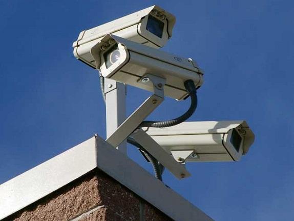 В Белгород-Днестровском устанавливают систему видеонаблюдения